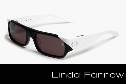 Linda Farrow Sunglasses – Part 1 With Raf Simons