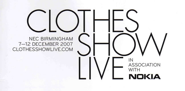Clothes Show Live - Men's Street Style