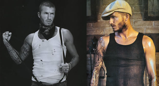 FashionBeans Best Dressed 2009 – Number 2 – David Beckham