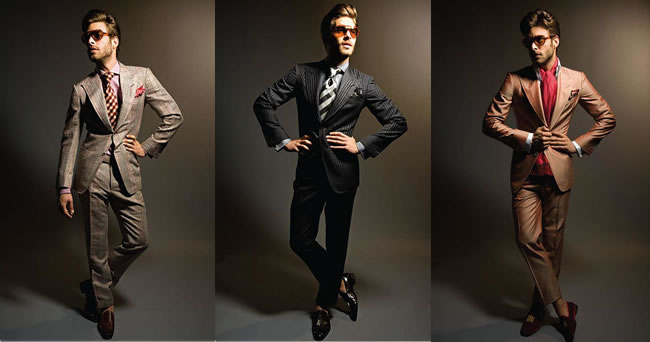 Men's Suiting – Get It Right