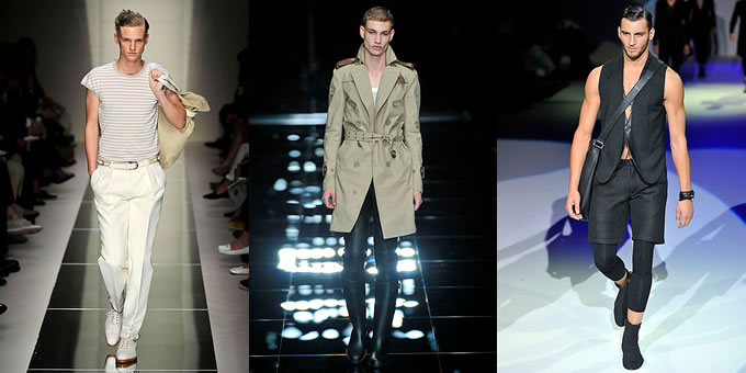 Milan Menswear S/S 11 Fashion Week Round up – Days One and Two
