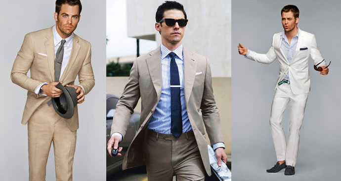 Men's Fashion Basics – Part 22 – Summer Suits | FashionBeans