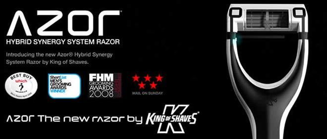 King of Shaves Azor Range