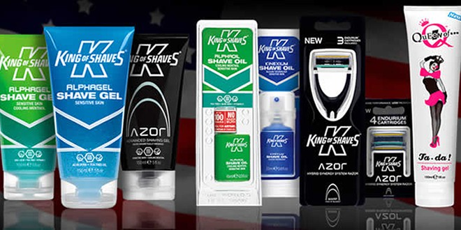 Men's Grooming Brand: King Of Shaves