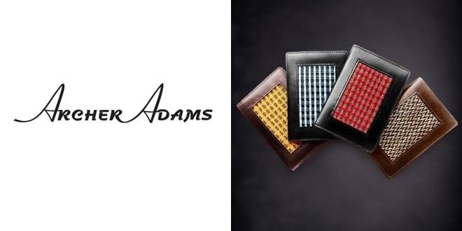 Archer Adams Exclusive Wallet