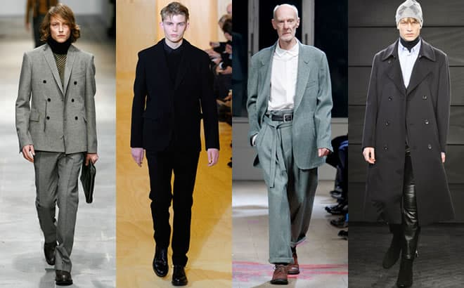 Men's Office Wear Trends for Autumn/Winter 2011