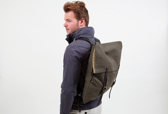 Tenue de Nîmes x CS Bell Backpack