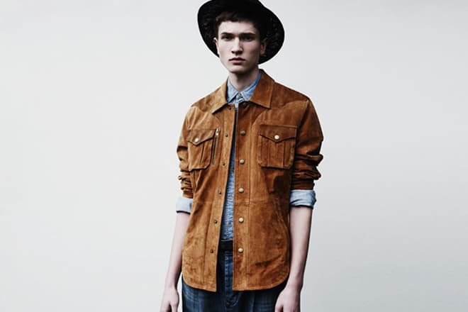 Topman LTD Dustbowl Lookbook