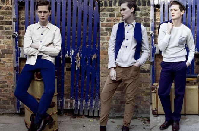 Eastie Empire Tailors AW11 Lookbook