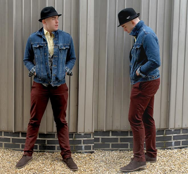 Matt Allinson Style - Everyday Look