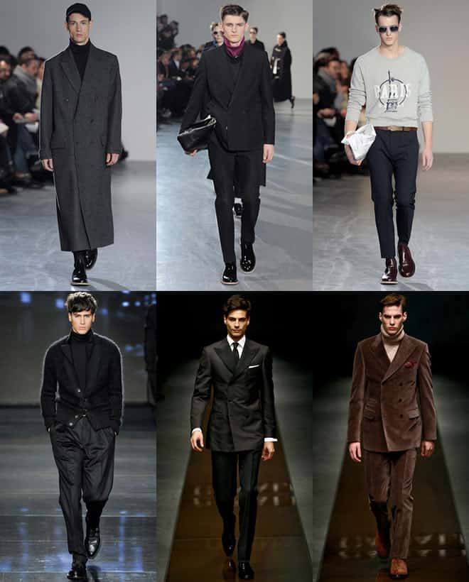 Minimalism on the Men's Runways