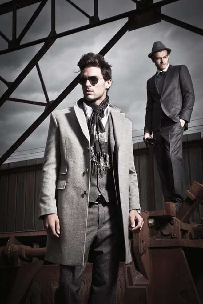Izac Fall/Winter 2011 Campaign