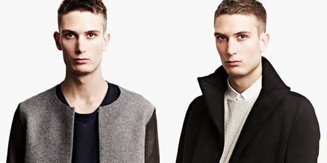 LN-CC Autumn/Winter 2011 Outerwear Lookbook