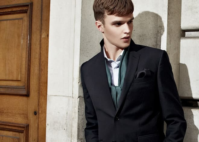 Reiss Sharp and Crafted Tailoring