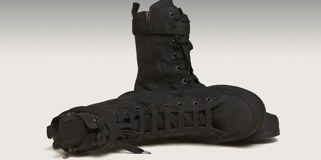 Ann Demeulemeester Footwear: Spring/Summer Collection
