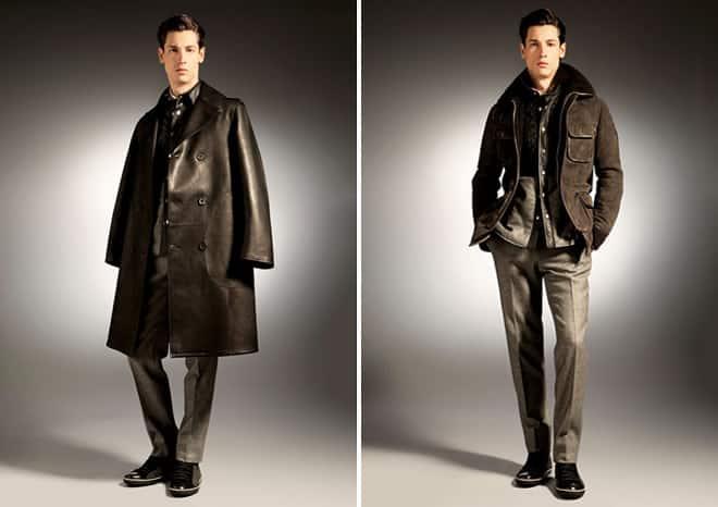 Bally Men's 2012 Collection