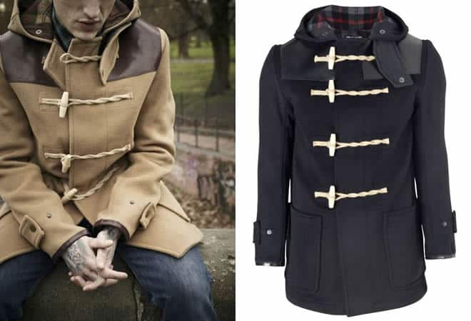 Dr. Martens X Gloverall Donkey Duffle Coat