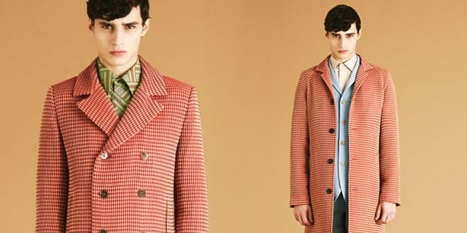 Jonathan Saunders Fall/Winter 2012 Lookbook