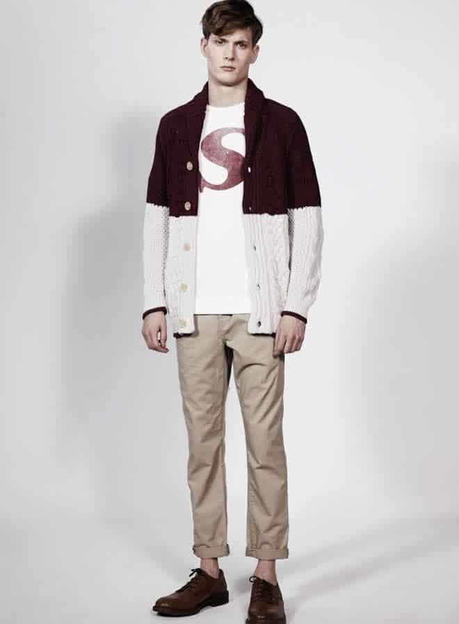 Topman LTD - Sports Day Lookbook
