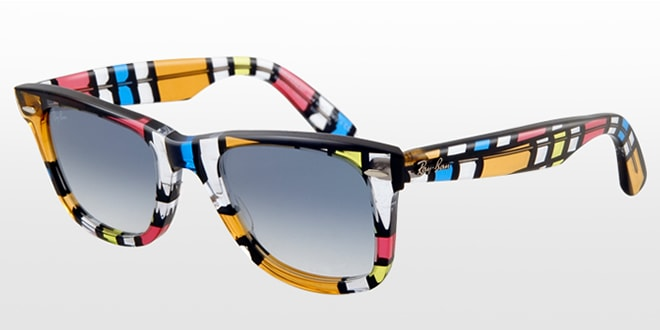 Ray-Ban Wayfarer Spring/Summer 2012 Rare Prints Sunglasses Collection