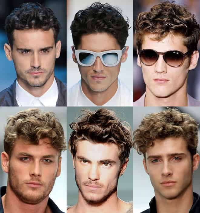Mens 2012 Indie Curly Hair Lookbook