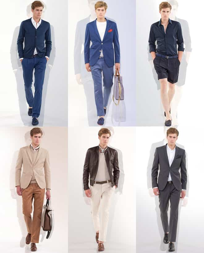 Fendi SS12 Collection Lookbook