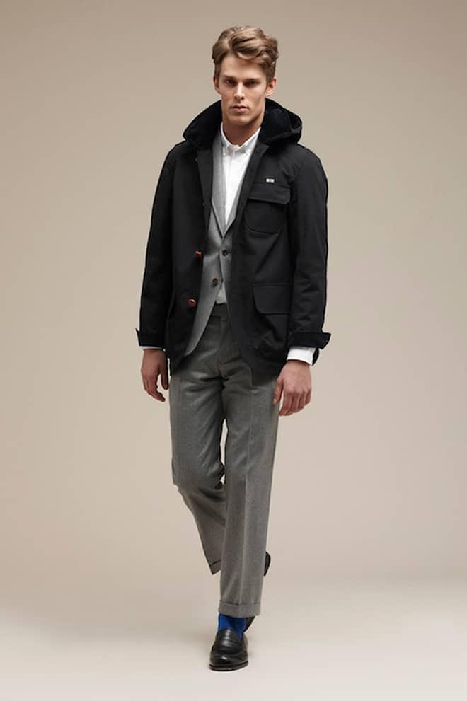 Maison Kitsuné Fall/Winter 2012 Lookbook
