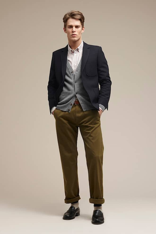 Maison Kitsuné Fall/Winter 2012 Lookbook