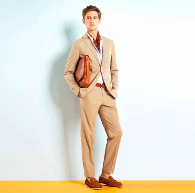 Massimo Dutti February 2012 Lookbook