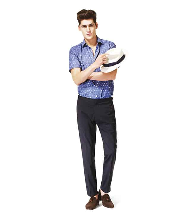 Reiss Spring/Summer 2012 Lookbook