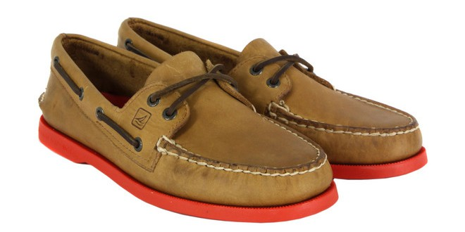 Sperry Authentic Original Sahara Shoes