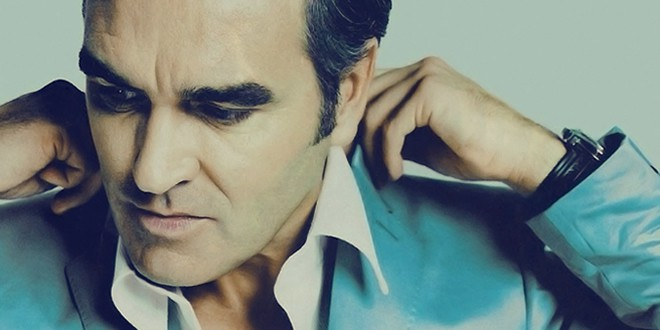 Frontman Fashion: Morrissey