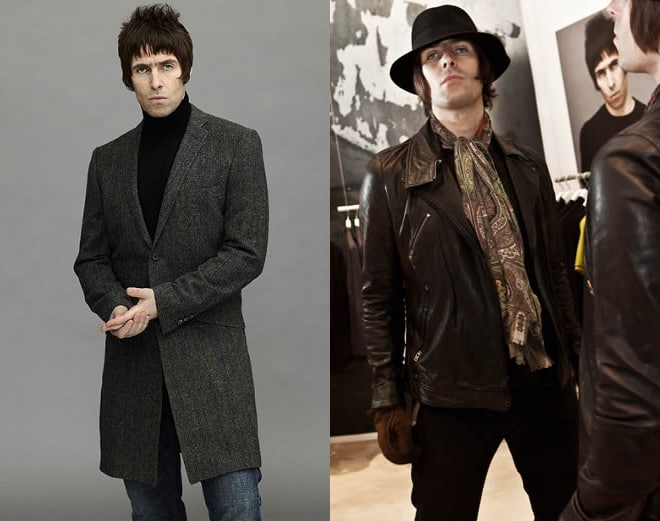 Liam Gallagher Pretty Green Look
