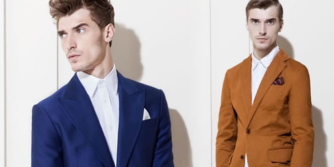 Zara Man: April Lookbook