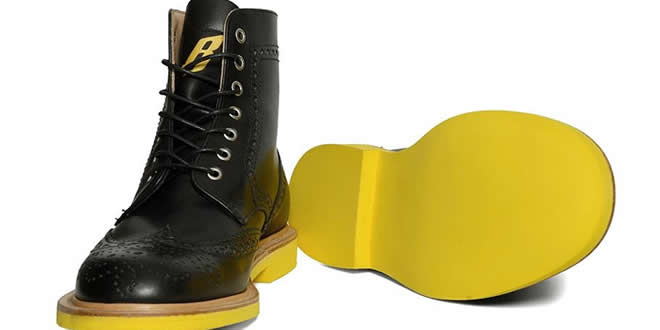 Billionaire Boys Club x Mark McNairy Super Boot
