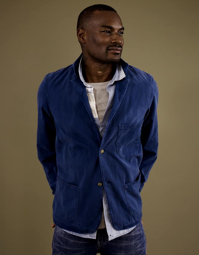 Tyson Beckford for Mr.Porter