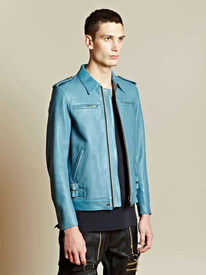 Blackmeans Men's Leather Jacket Collection