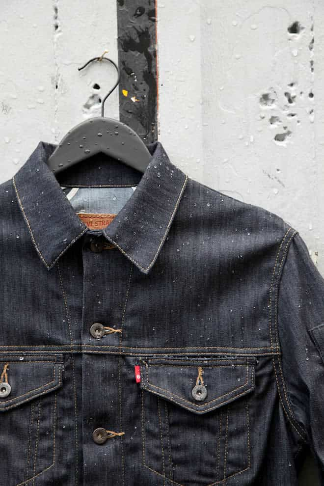 Levi's Commuter Series Lookbook