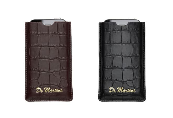 Dr. Martens Spring/Summer 2012 Accessories Collection