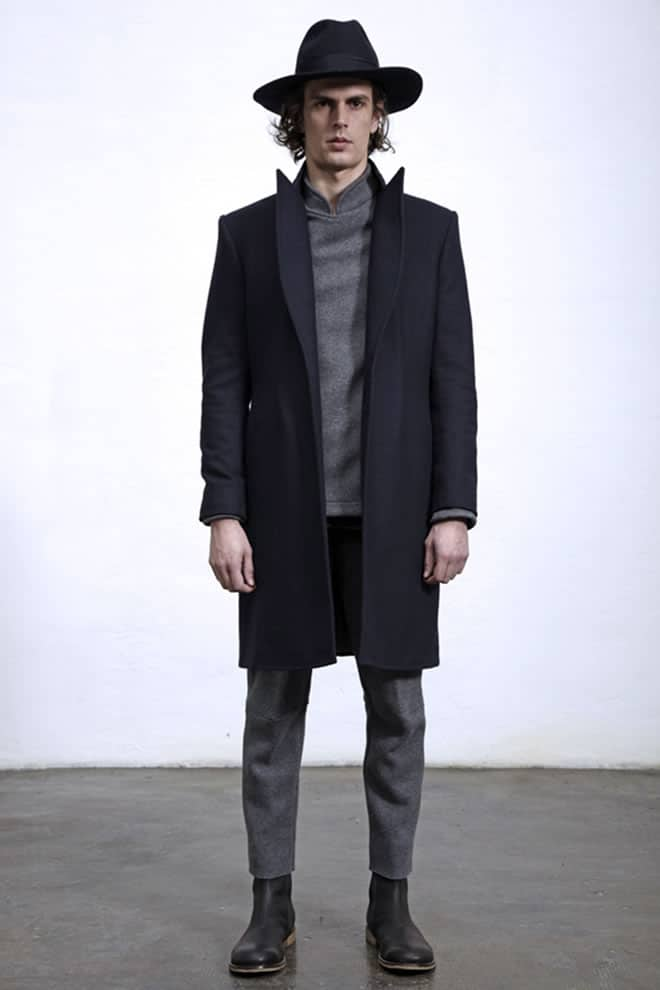 Fabio Quaranta AW12 Collection
