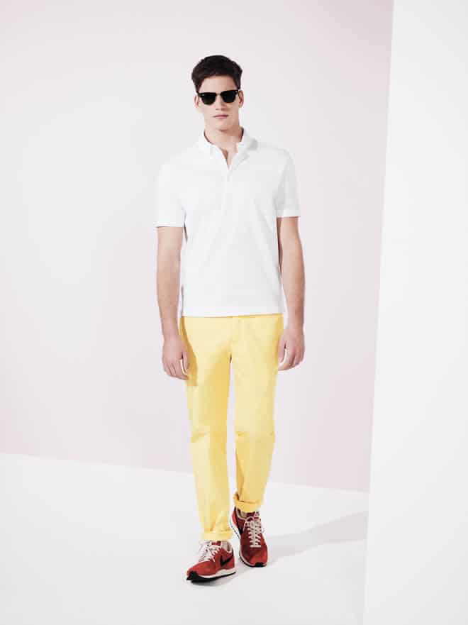 House of Fraser Men's SS12 Lookbook