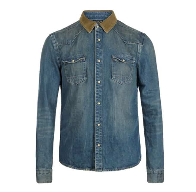Bedford Denim Shirt