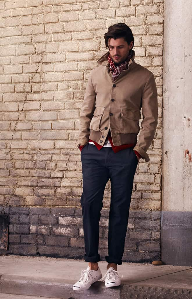 Club Monaco Fall 2012 Lookbook