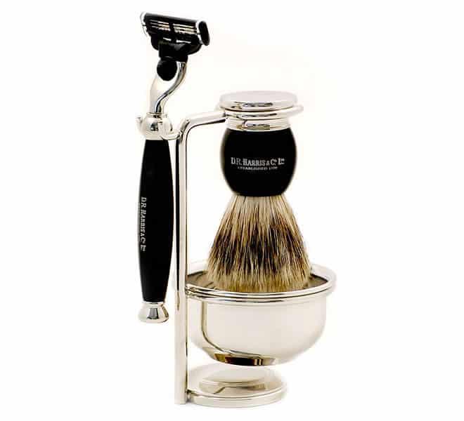 D.R Harris & CO. LTD 4 piece shaving kit