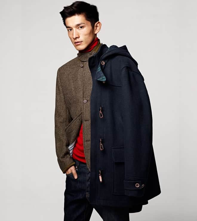 H&M Autumn Winter 2012 Lookbook