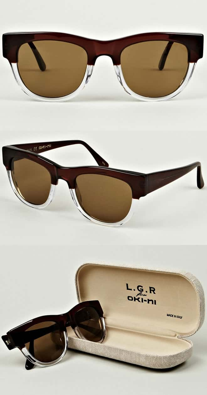 LGR x oki-ni Limited Edition Maputo Sunglasses