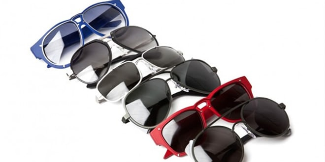 Stone Island SS12 Sunglasses Collection