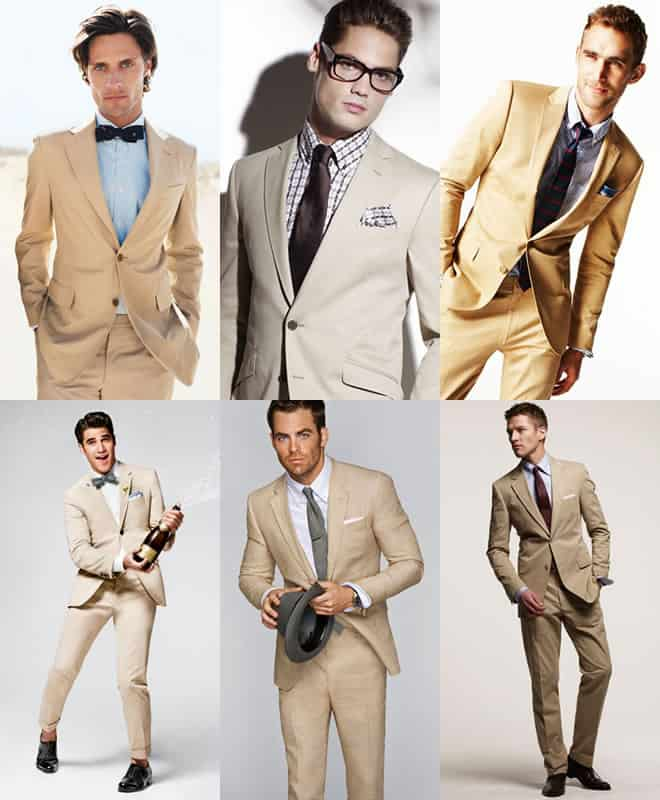 What Color Men S Suit For Summer Wedding - Wedding Photography Website