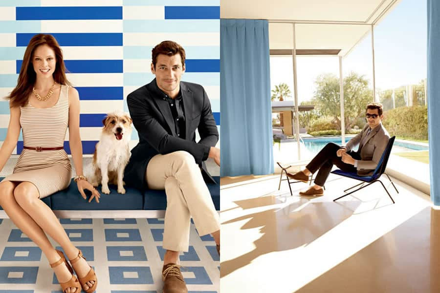 Banana Republic Spring/Summer 2012 Advertising Campaign - Image #3