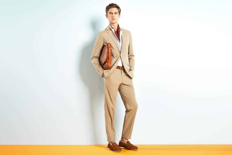 Massimo Dutti February 2012 Men's Lookbook - Image #11